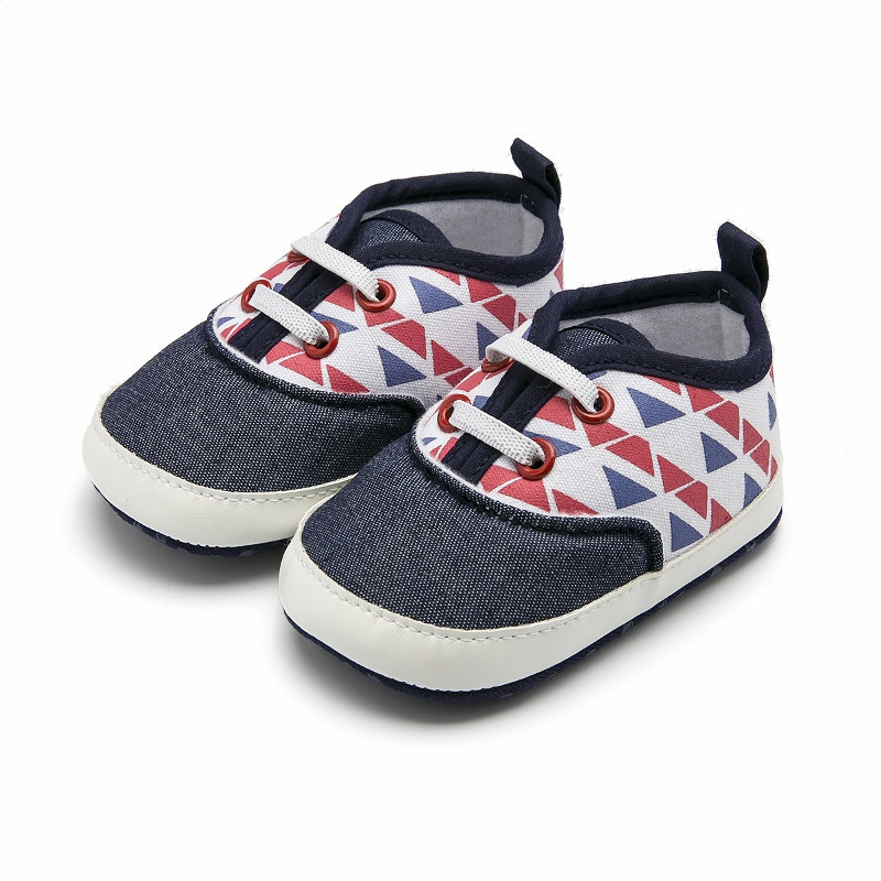 Baby First Walkers Baby Shoes Cute Cotton Non slip Toddler
