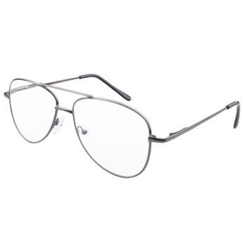 7a7f39a5c7 R1502 montura de Metal con bisagras de resorte gafas de lectura + 0 ...