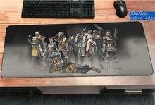Alfombrilla del videojuego Apex legends, de 800 x 300 x 2 mm