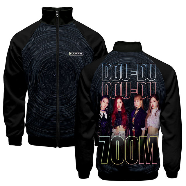 BLACKPINK KILL THIS LOVE BOMBER JACKET (6 VARIAN)