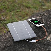 5.2W 6V Epoxy Solar Panels Battery Cell Phone Power Bank Charger DIY Module Board For Battery Cell Phone Chargers Portable Solar