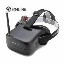 Eachine VR-007 40CH VR007 5.8G 4.3 Pulgadas HD FPV Gafas de Vídeo Gafas Con 7.4 V 1600 mAh de La Batería