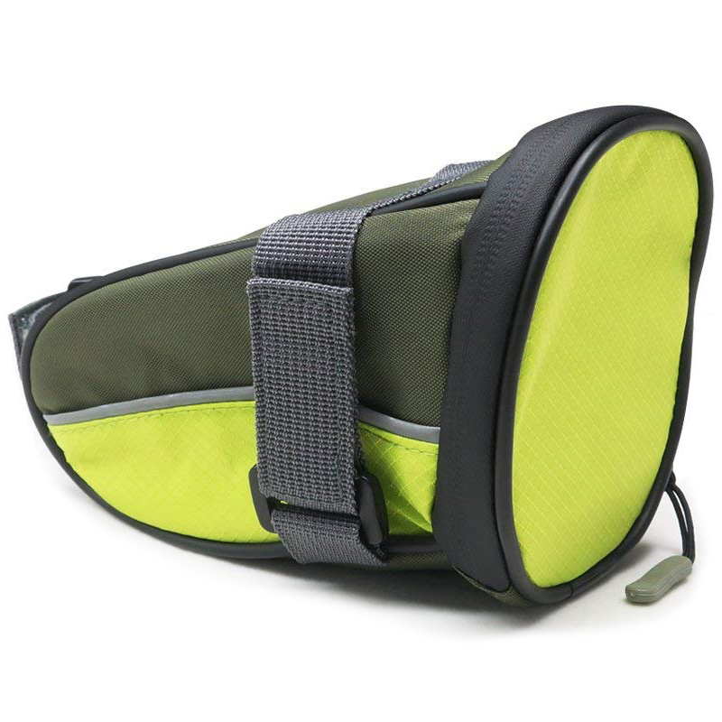 LED Cycling Saddle Bag Backpack Widget with Remote Control Reflective Turn Signal Direction Indicator Waterproof Safe for B in Remote Controls from Consumer Electronics