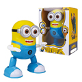 Электрические Игрушки Гадкий Миньон ME3 Танцы Робот Детские Развивающие Игрушки Со Светом И Музыкой Маленькие Желтые Люди детский Подарок