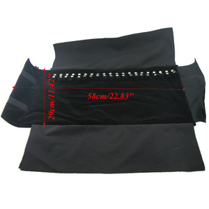 Image 5 - Schmuck Rolle Veranstalter Tasche Reise Halskette Armband Tragetasche Display Halter