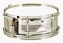 Snare Drum 13 5 Stainless steel snare with drum kit Shipping time 10 15 days Musical