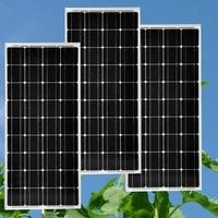 New Arrival Solar Panel 100w Monocrystalline Module 12 Volt Solar Energy Charger Paniel Solar Battery China