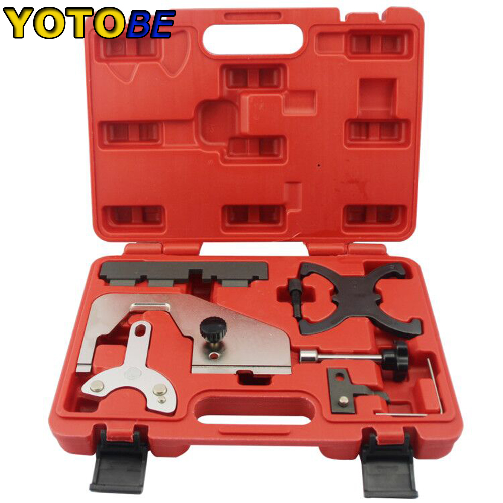 Engine Timing Tool Cam Camshaft Alignment Set For Ford Volvo Mazda 1.6L 2.0L T4 T5