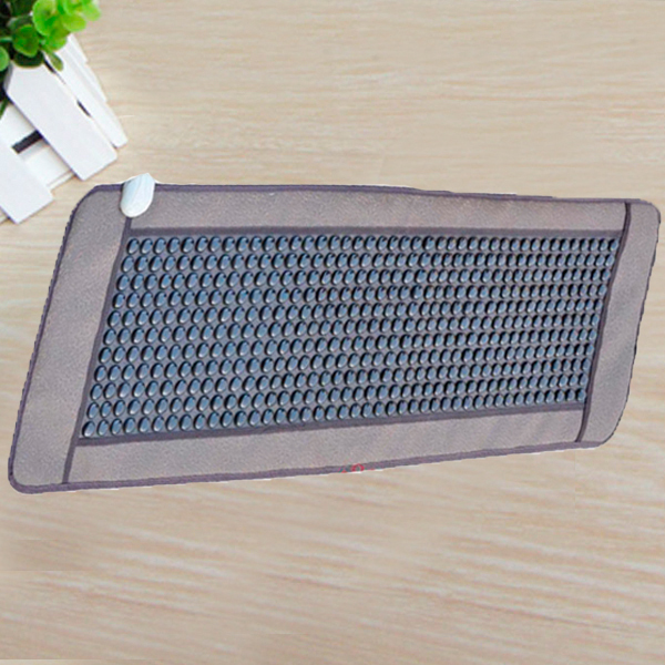 High quality! Good Jade Physical Therapy Mattress Tourmaline Heat Mat Body Health Care Mat AC220V Size 50x150cm,Free shipping good quality natural jade mat tourmaline heat chair cushion far infrared heat pad health care mat ac220v 45 45cm free shipping