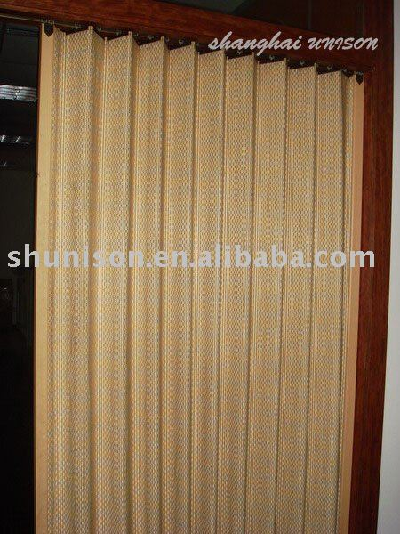 bambus faltt r raumteiler von. Black Bedroom Furniture Sets. Home Design Ideas