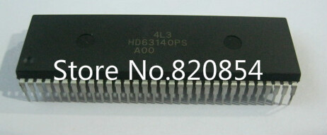 10pcs lot HD63140PS HD63140 DIP64