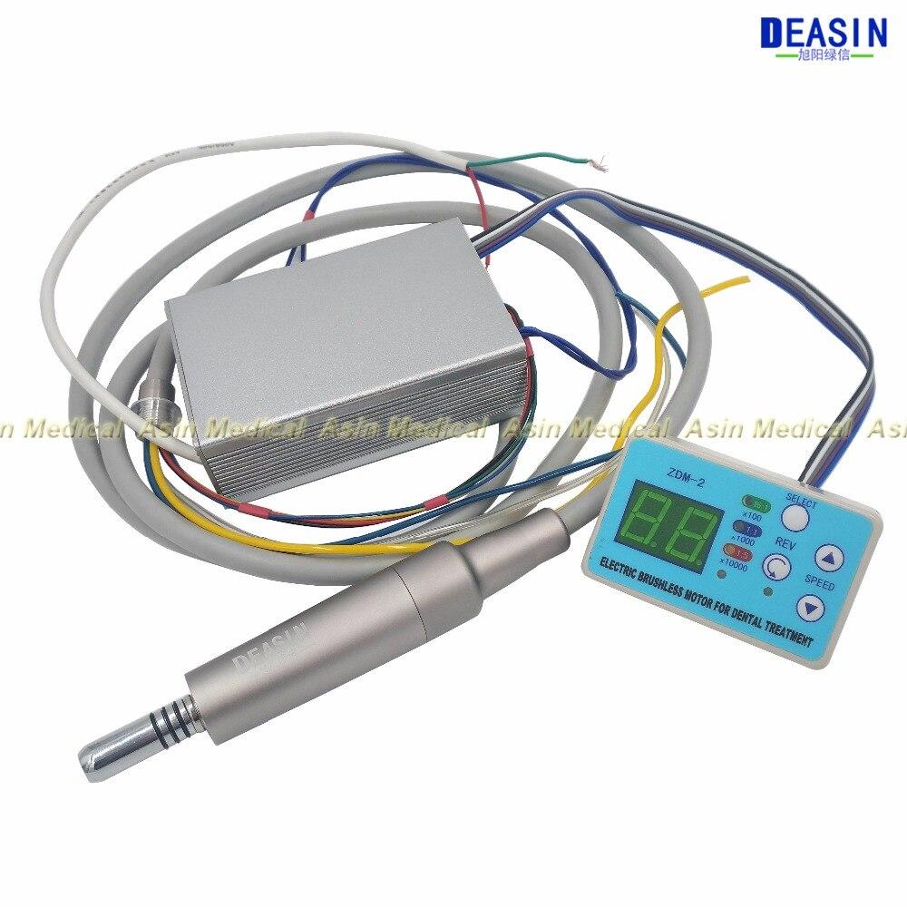 Stomatologická jednotka vestavěná Brushless Electric Micro Micro Cord FIT NSK NLX NANO vnitřní vodní sprcha s optickými vlákny