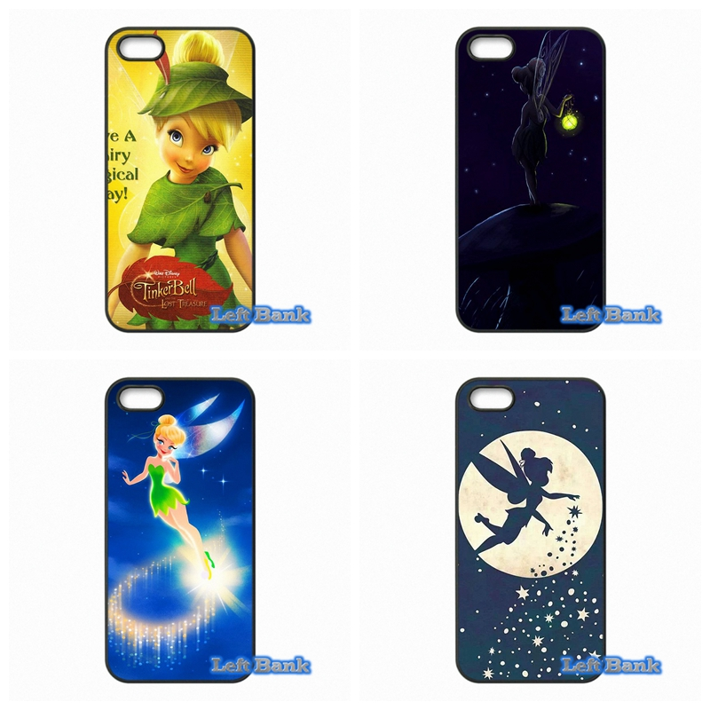 Cartoon Tinkerbell tinker bell Phone Cases Cover For Huawei Honor 3C 4C 5C 6 Mate 8 7 Ascend P6 P7 P8 P9 Lite Plus 4X 5X G8