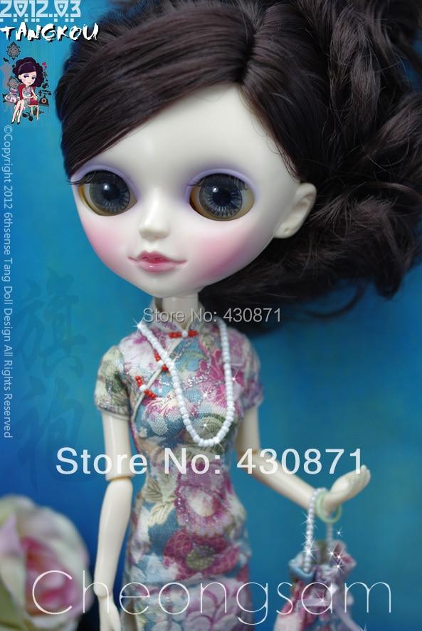 Tangkou lalki darmowa wysyłka kolekcja lalka wiele stawów ciała lalki w Lalki od Zabawki i hobby na  Grupa 3