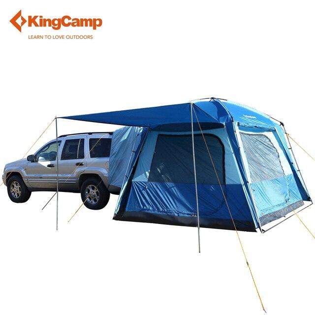 KingC& Car Travel Tent New MELFI Multi-Purpose 5-Person 3-Season SUV  sc 1 st  AliExpress.com & KingCamp Car Travel Tent New MELFI Multi Purpose 5 Person 3 Season ...