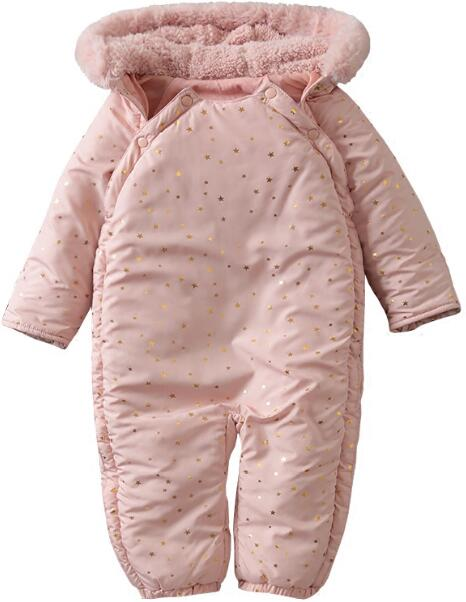 winter baby rompers thicker plus cotton jumpsuit warm and soft cotton lining overalls стоимость