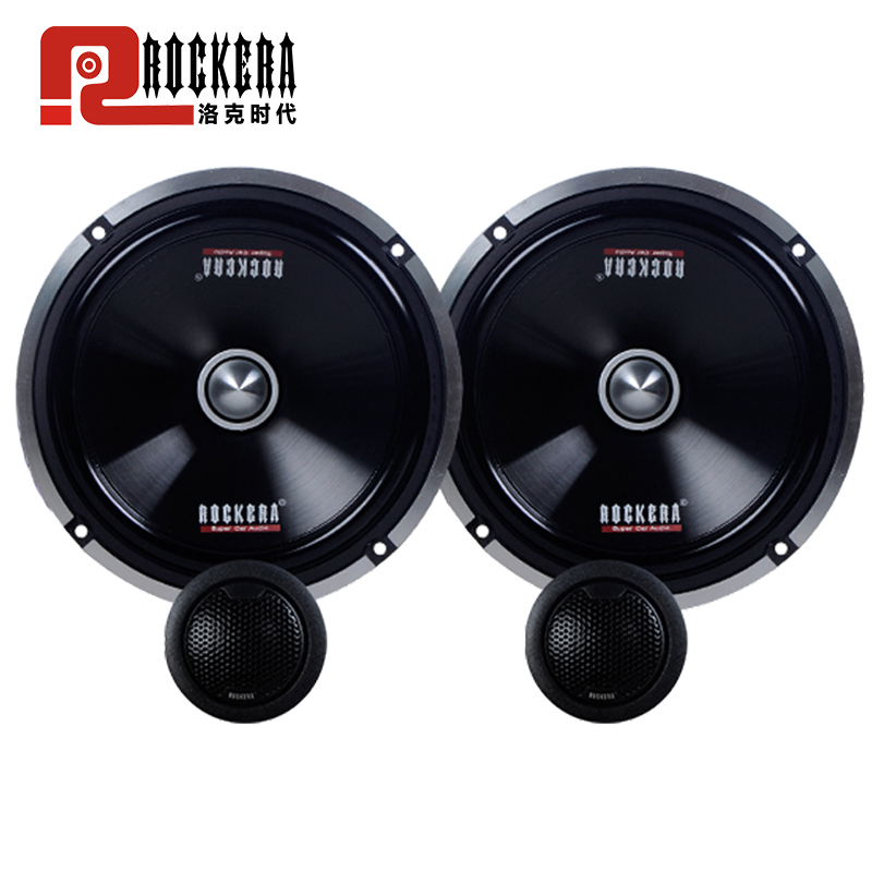 Car Speaker Component 6.5 Inch 2 Way 250W Hi-Fi Frequency Car Audio Speaker with Tweeter Auto Loudpeaker hifine hi 520d 28mm tweeter component speaker for car audio system black pair