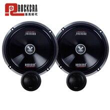 Los Componentes de Altavoces 6.5 Pulgadas de 2 Vías coche 250 W Hi-Fi Altavoz Audio Del Coche de Frecuencia con Tweeter Auto Loudpeaker