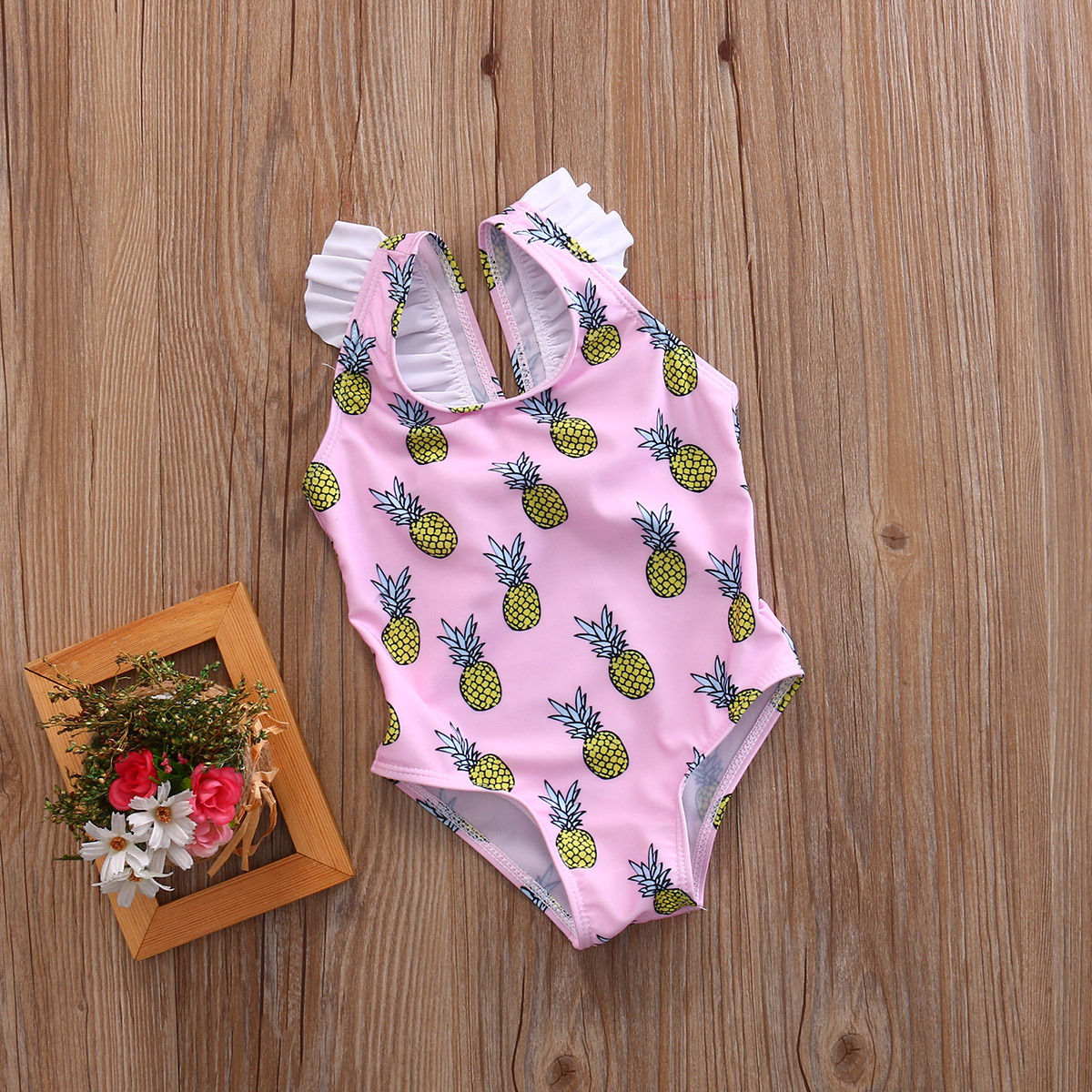 monokini baby bath suit maillot de bain femme 0 4 years children ...