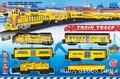 Electric rail car truck with light music sound of the train children's toy train Gift Boxed legoe