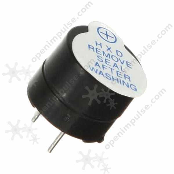 Zumbador activo electromagnético de 10 piezas de 5 V (SOT)