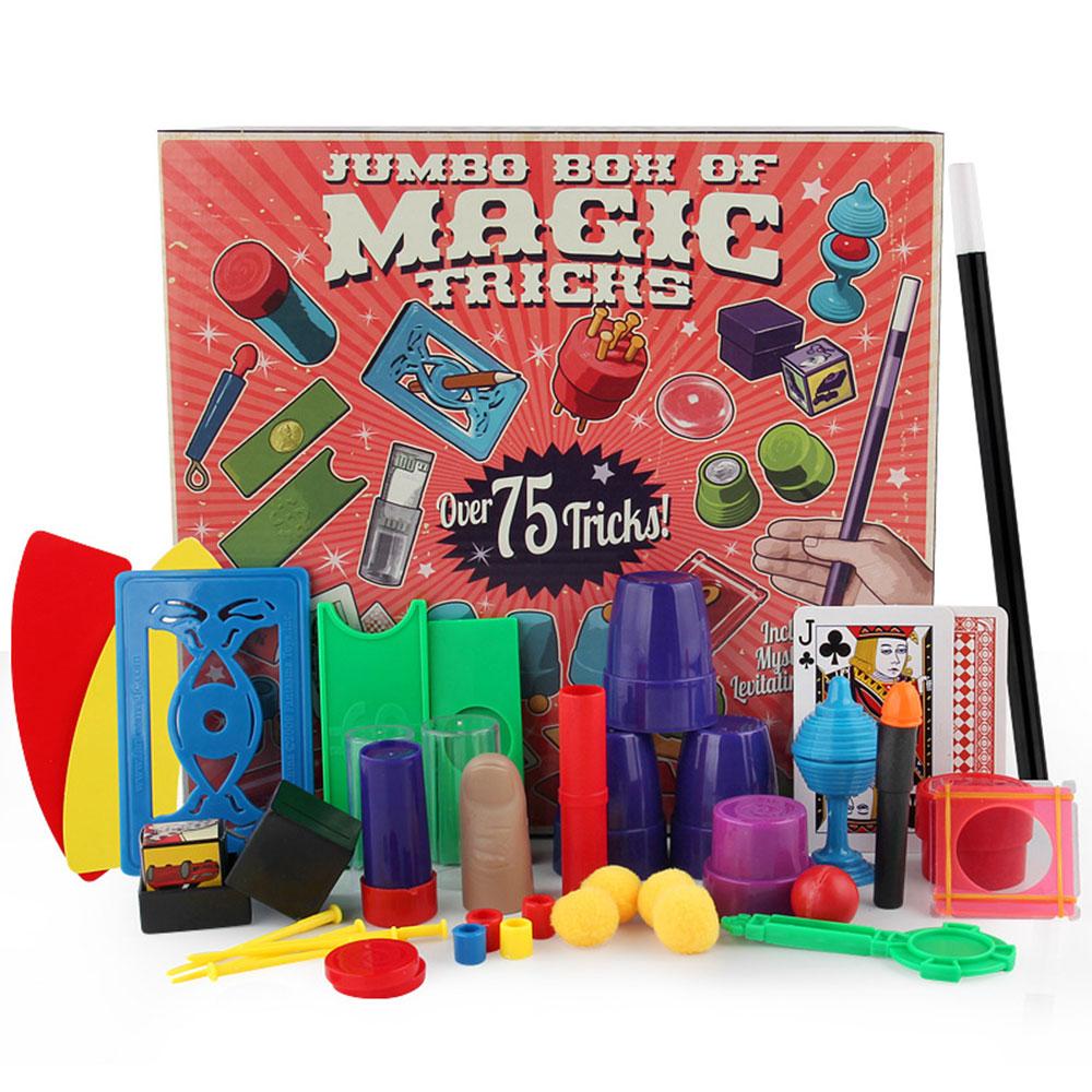 Мистический набор Magic набор начать быстро трюк детские волшебные игрушки для Tricky Прямая - Цвет: 2