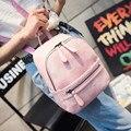 Женщины Рюкзак ИСКУССТВЕННАЯ Кожа Колледжа Школьный Рюкзаки для Подростка Девушки Маленький Рюкзак Путешествия мини рюкзак Bolsa Feminina