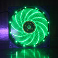 1 Piece 15 Green LED 12V 3Pin 92mm 9225S 92x25mm Computer PC Case Cooler DC Cooling Fan