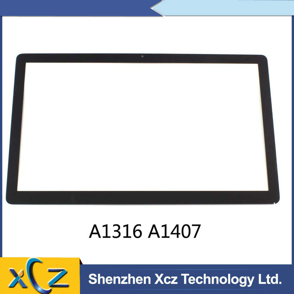 20PCS Carton Front Glass Bezel Replacement for 27 Inch Thunderbolt A1407 Cinema Display A1316 Glass
