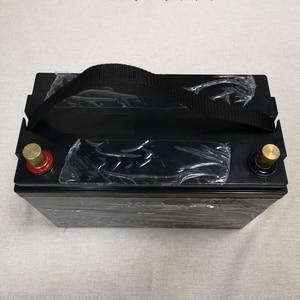 Image 3 - 12 V 100AH Lifepo4 BATTERIE Chống Nước với BMS cho Xe Golf Trại Sinh Cung Cấp Điện EV Năng Lượng Mặt Trời Lưu Trữ Motorhomes + 10A sạc