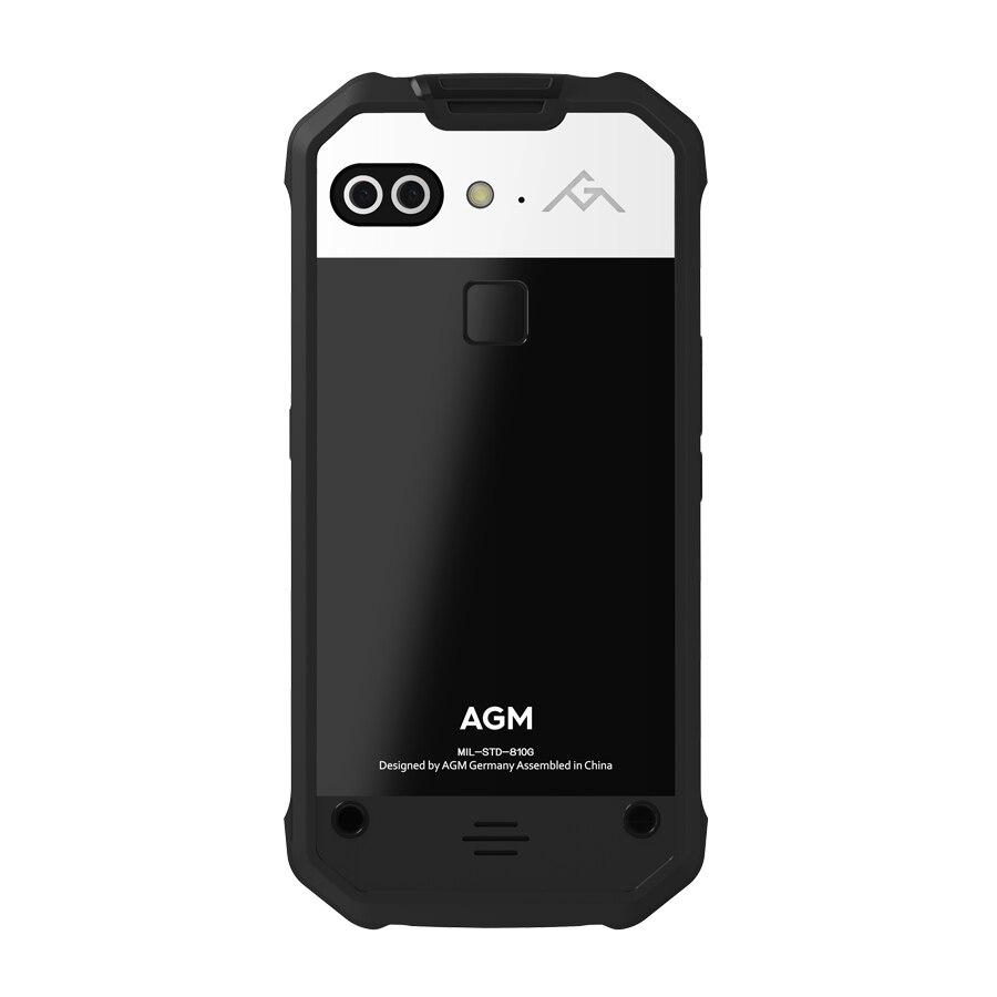 """Téléphone portable étanche AGM X2 IP68 Android 5.5 """"FHD AMOLED Octa Core Smartphone double SIM 16MP caméra téléphone portable robuste extérieur"""