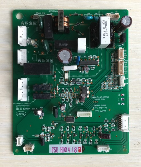 F5XU80410-B 1034-01-V8-100316 Good Working Tested