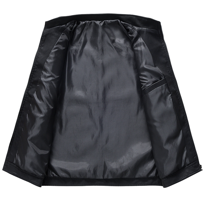 Chaqueta Bomber de piel sintética de calidad, abrigos de marca para hombre, abrigos de negocios Hip Hop, chaquetas para hombre, chaqueta vaquera para hombre, abrigo 4XL