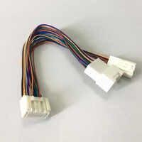 Car Radio Wire Wiring Harness Adapter Connector Adaptor Plug add 12pin on