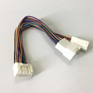 Car Radio Wire Wiring Harness