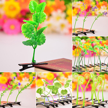 Hot Women Men Children Flower Grass Antenna Hairpin Cute Plant Hair Clip Headwear  77H6