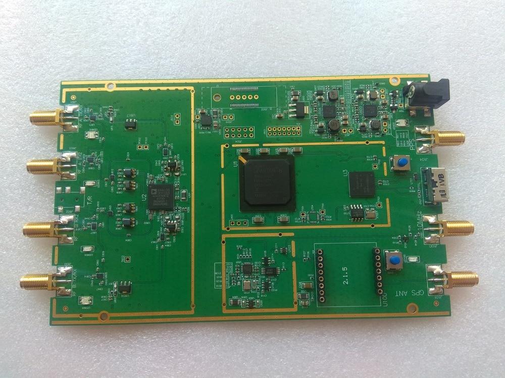 GNURadio AD9361 RF, 70MHz a 6GHz SDR de Radio definido por Software USB3.0 Compatible con ETTUS USRP B210 dúplex completo SDR mejor LIMESDR