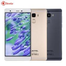 Oukitel u13 5,5 zoll 4g smartphone mtk6753 octa-core 3 gb RAM 64 GB ROM 8.0MP 13.0MP Doppelkameras Fingerprint Sensor Mobile telefon
