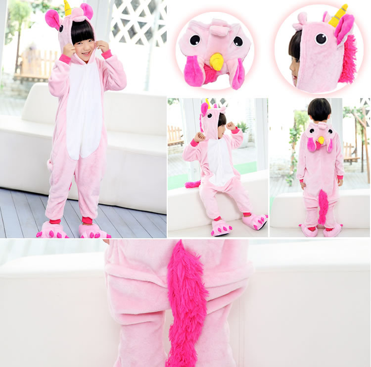 a4f14d42b Detail Feedback Questions about Children pajamas girls unicorn baby ...