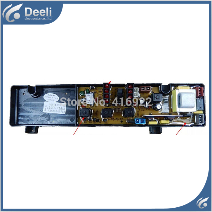 98% new Original good working for Tcl washing machine board xqb42-30a tclxqb42-30 circuit board ncxq42-30a motherboard on sale tcl l32e9v motherboard 40 01ms91 mab2xg for lta320ab01 screen