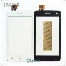 Свищ + 3 М Лента Сенсорный Датчик Замена Частей Для Fly IQ IQ4490i 4490i Внешний Переднее Стекло Сенсорный Экран Digitizer панели