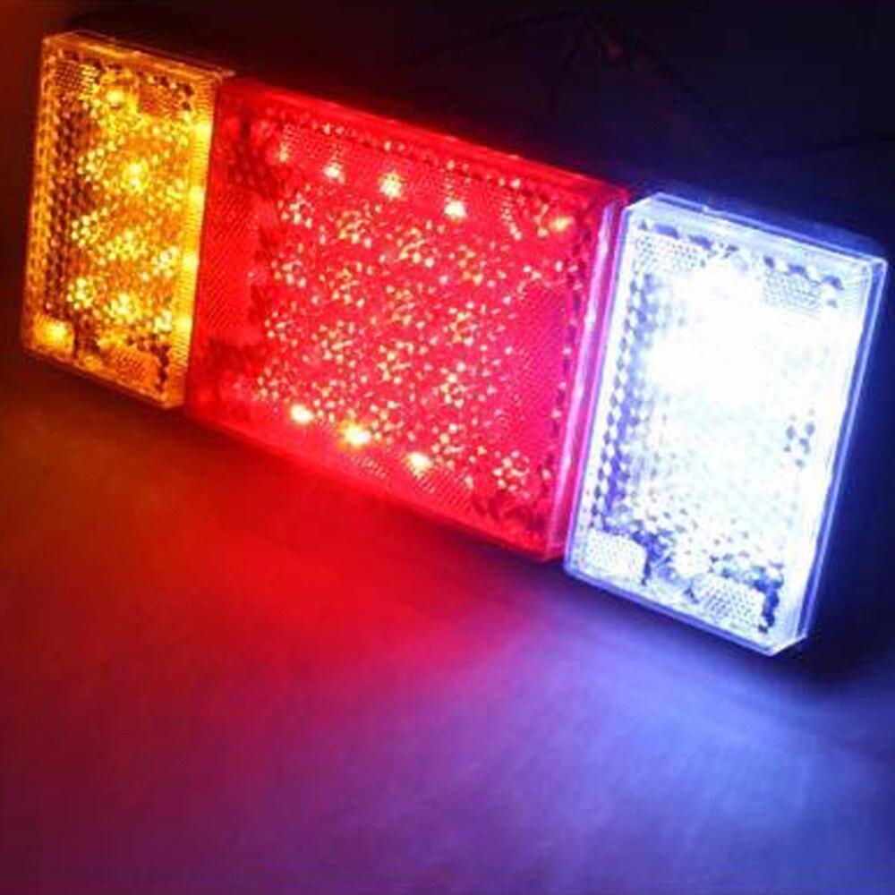 2pcs HM-022 Οπίσθιοι Φανοί Αυτοκινήτων - Φώτα αυτοκινήτων - Φωτογραφία 3
