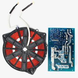 220V 2500W Induction Heater Board Coil For High Frequency Quenching Heating Kitchen Appliance Parts