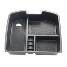 Auto Styling Car Center Console Armrest Storage Box Insert Organizer Tray for Chevrolet GMC 2007-2014
