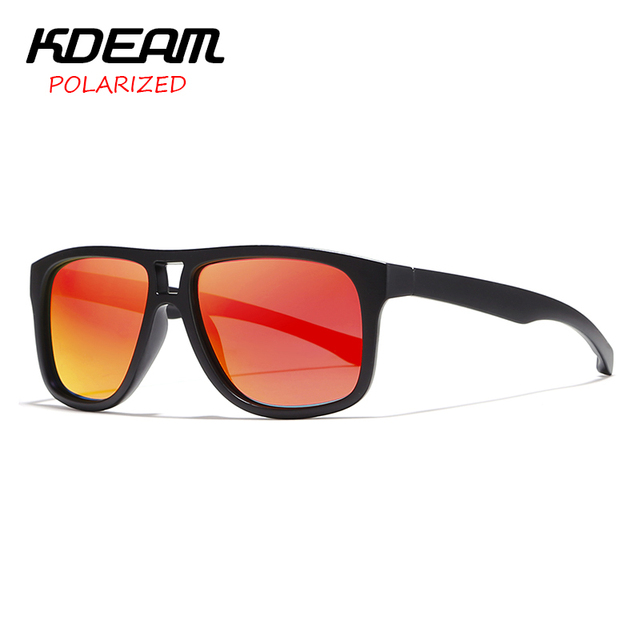 92b4b73a328 KDEAM 2018 Polarized Sunglasses Women oculos de sol Driving eyewear  Reflective Coating Lunettes UV400 zonnebril With