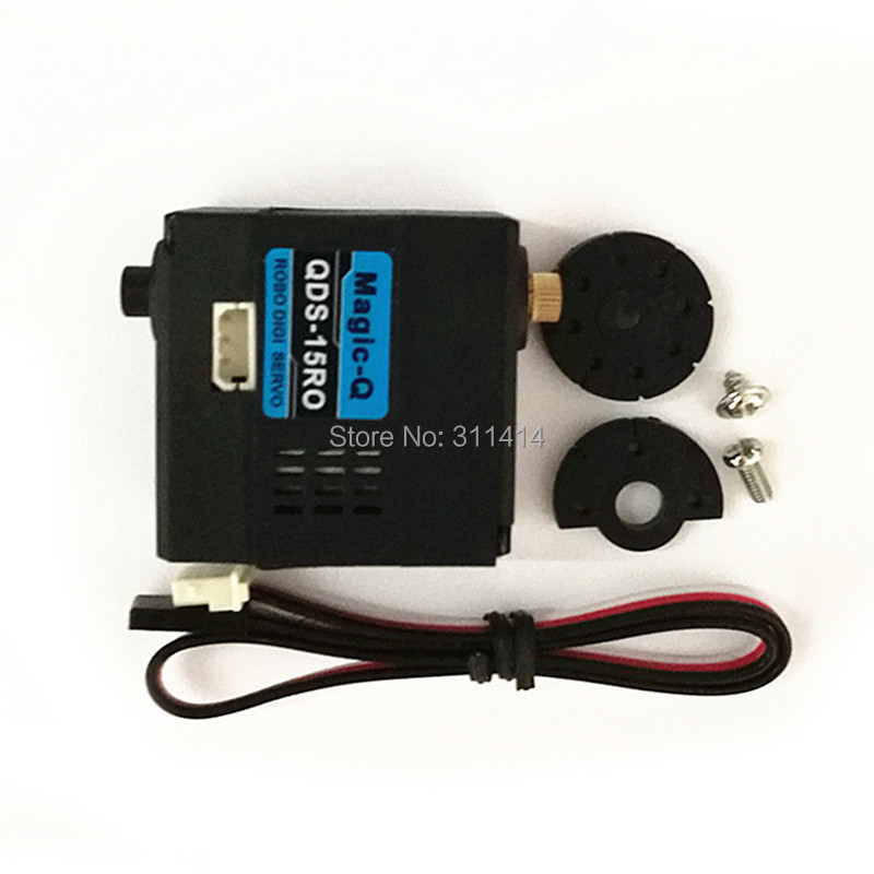 Detail Feedback Questions about 1piece Robot Servo 220 Degree 15KG