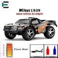 Coche de deriva del rc wltoys l939 alta velocidad rc car toys 2.4g mini 5 Speed Shift Nivel Dirección Proporcional Completa para niños de Control Remoto regalo