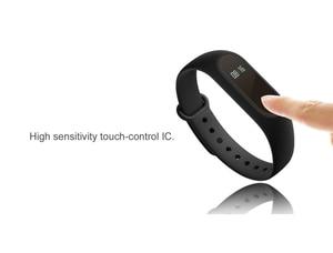 Image 5 - Фитнес браслет умный Браслет для samsung xiaomi huawei фитнес трекер для измерения сердечного ритма водонепроницаемый спортивный смарт браслет английская версия