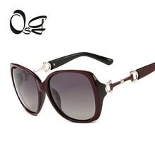OSG Classic Polarized Sunglasses Women's Brand Designer Glasses Mirror Sun Glasses Women Fashion 5 Colors Gafas Oculos De Sol