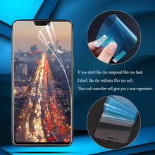 Fintorp Nano Explosion-proof Film For OnePlus 6 5 5T 3T Screen Protector One Plus Guard (Not tempered glass)